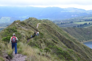 Lago Cuicocha Ecuador